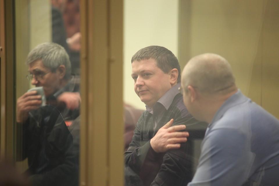 Слева направо: Николай Цапок, Вячеслав Цеповяз, Владимир Запорожец