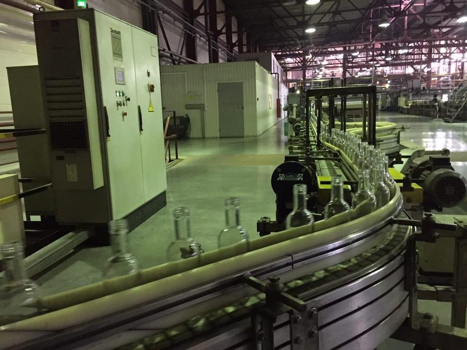 27 декабря Тверской стекольный завод будет отключен от подачи газа, что фактически означает его ликвидацию