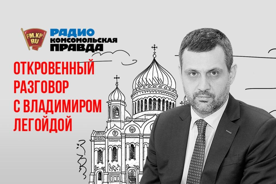 В гостях кинорежиссер Павел Лунгин