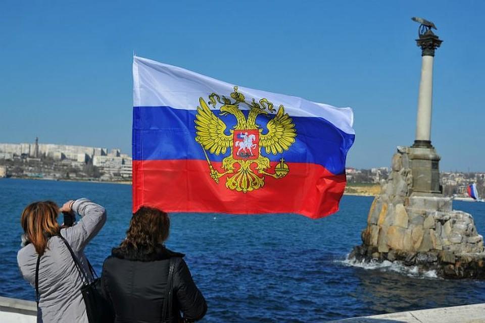 Крымчане не задумываясь сделали выбор в пользу России
