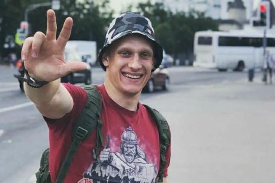 Погибший боец спецназа Никита Белянкин.