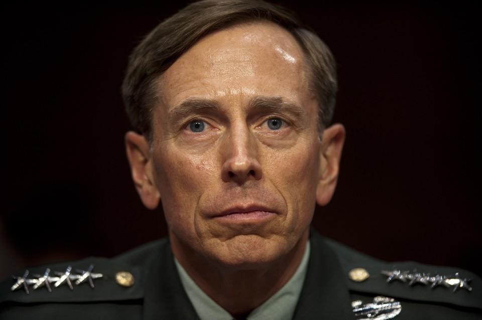 Бывший глава ЦРУ генерал Дэвид Петреус