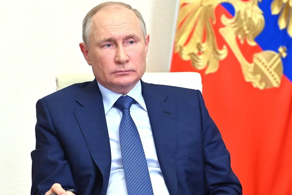 Путин рассказал о проекте «Пушкинская карта» для молодежи