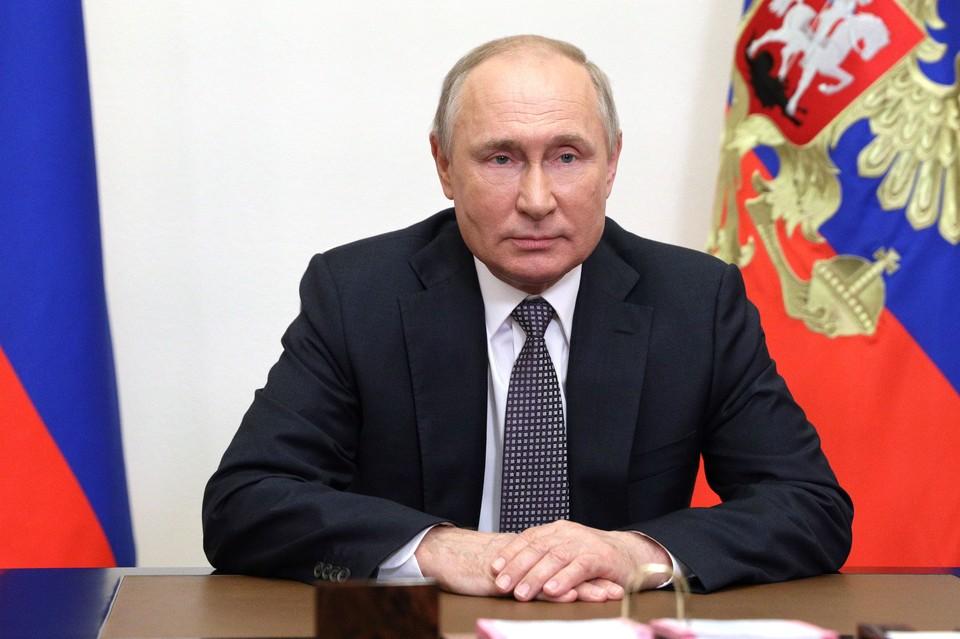 Владимир Путин внес изменения в указ «О дополнительных мерах государственной поддержки инвалидов».
