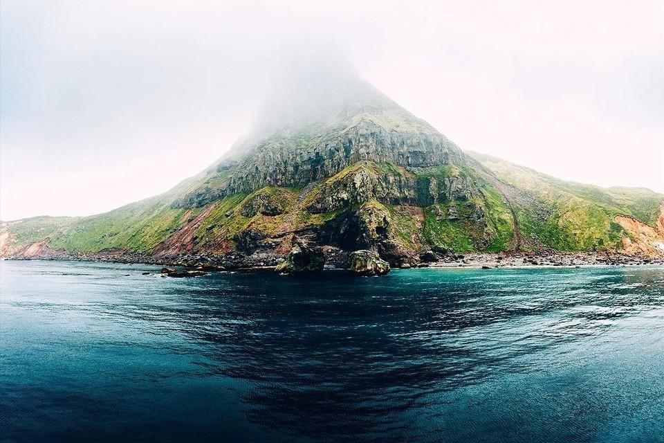 Эта гора вызовет неподдельный восторг у поклонников поттерианы. Фото из Instagram @pavelmatveev