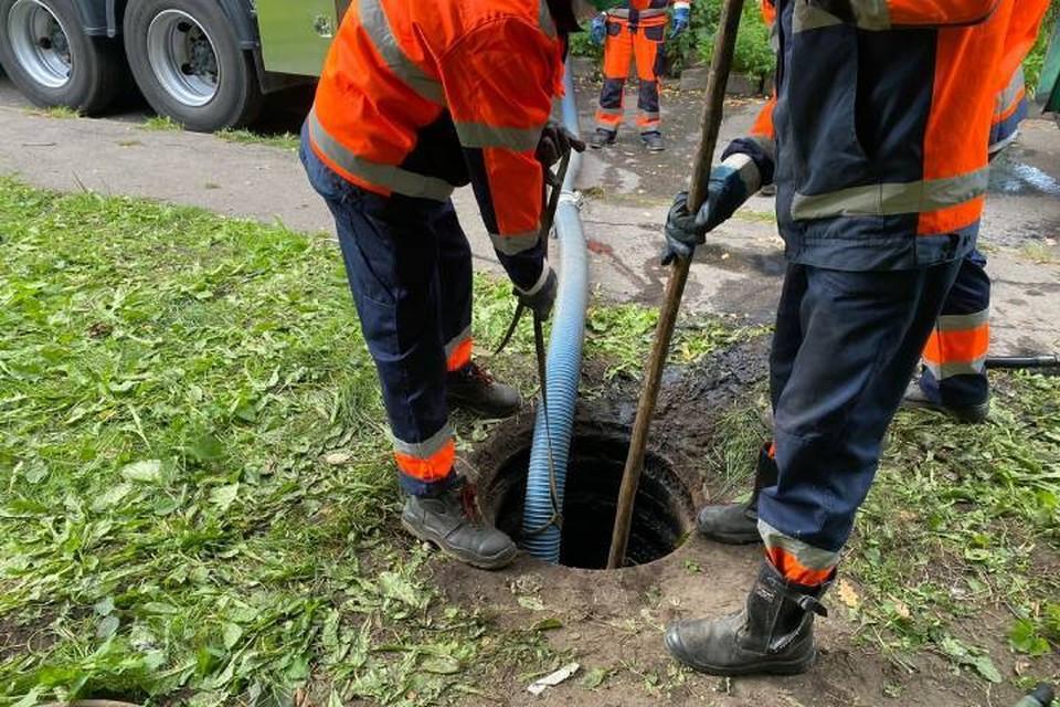 Центральные районы Петербурга возглавили антирейтинг по количеству засоров из-за нарушений пользования канализацией / Фото: Водоканал