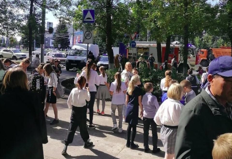 Массовая эвакуация школ в Нижнем Новгороде 2 сентября 2021: Сообщения о взрывчатке поступили на электронную почту