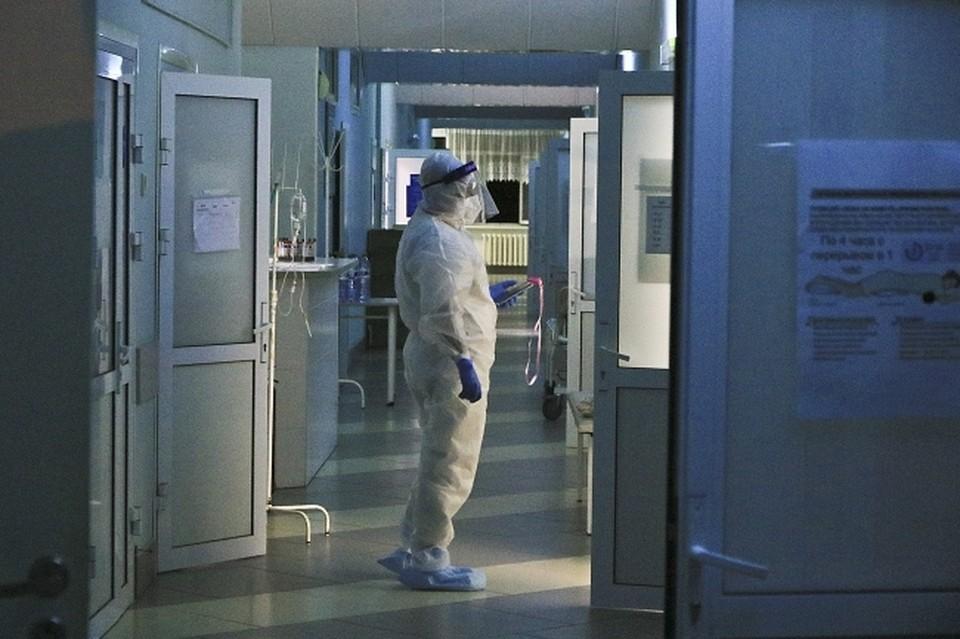 С начала пандемии жертвами коронавируса стали 6126 человек