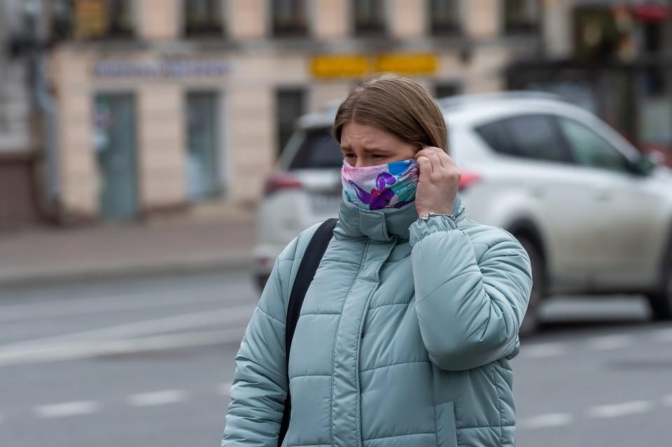 Петербург остается на третьем месте по стране по приросту зараженных коронавирусом