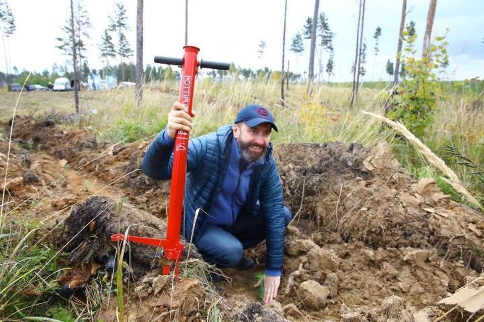 Всероссийская акция «Сохраним лес» стартовала в Приангарье
