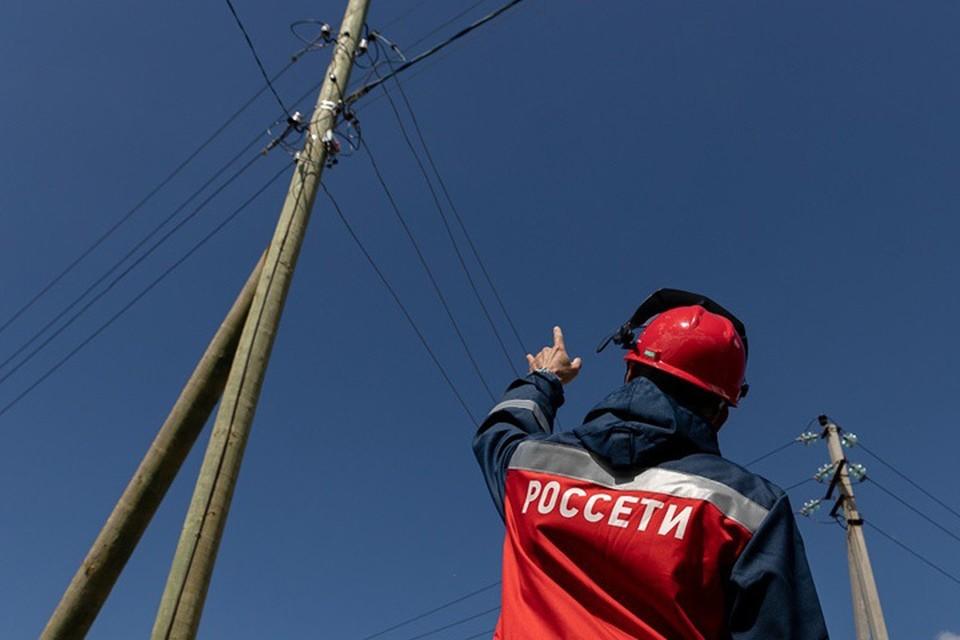 Фото предоставлено департаментом по связям с общественностью «Россети Урал»
