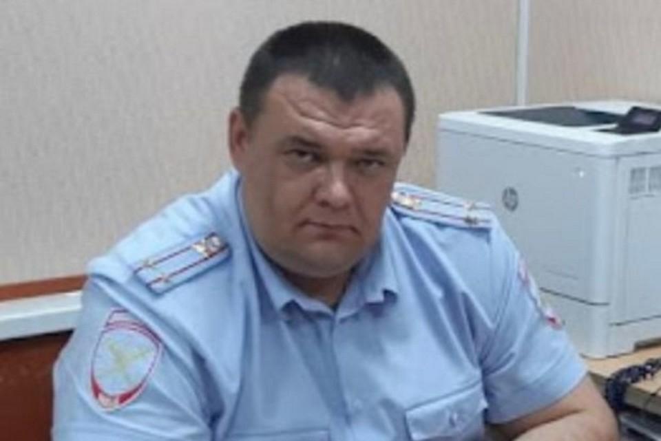 """В Кизляре простятся с главой горотдела полиции. Фото: администрация городского округа """"Город Кизляр""""."""