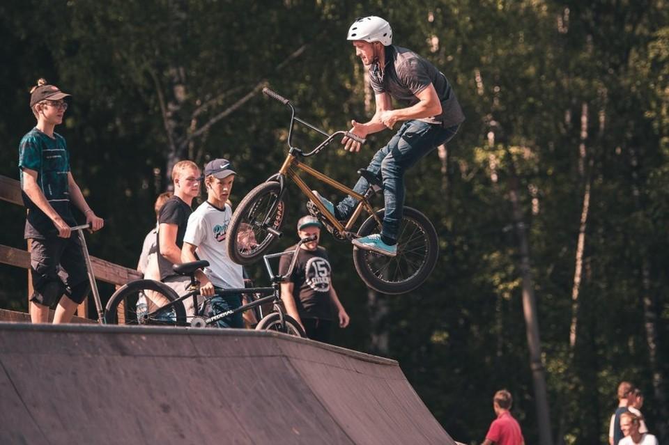 В Туле 11 сентября пройдет молодежный фестиваль уличного спорта