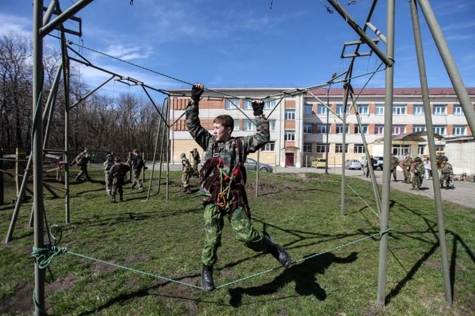 Школа безопасности - всероссийское общественное детско-юношеское движение.