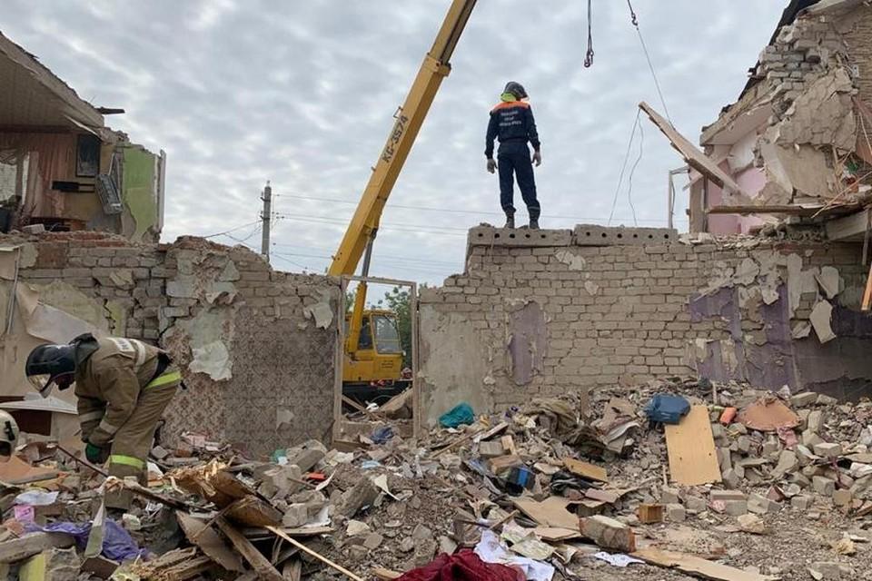 Спасатели покинули место взрыва, людей под завалами больше нет