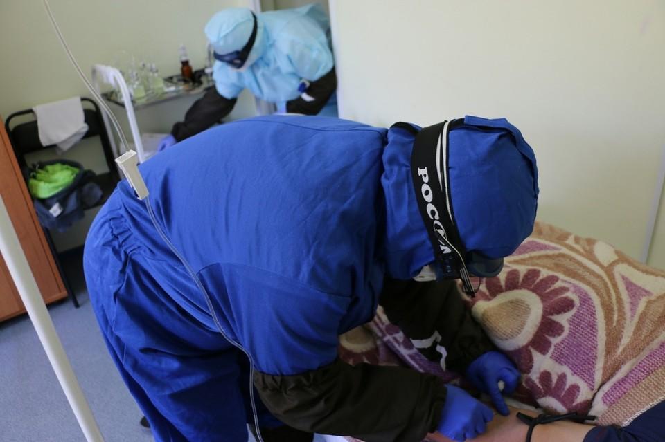 Число заболевших коронавирусом в Тюмени на 12 сентября 2021 года увеличилось на 227 человек, 19 скончались.