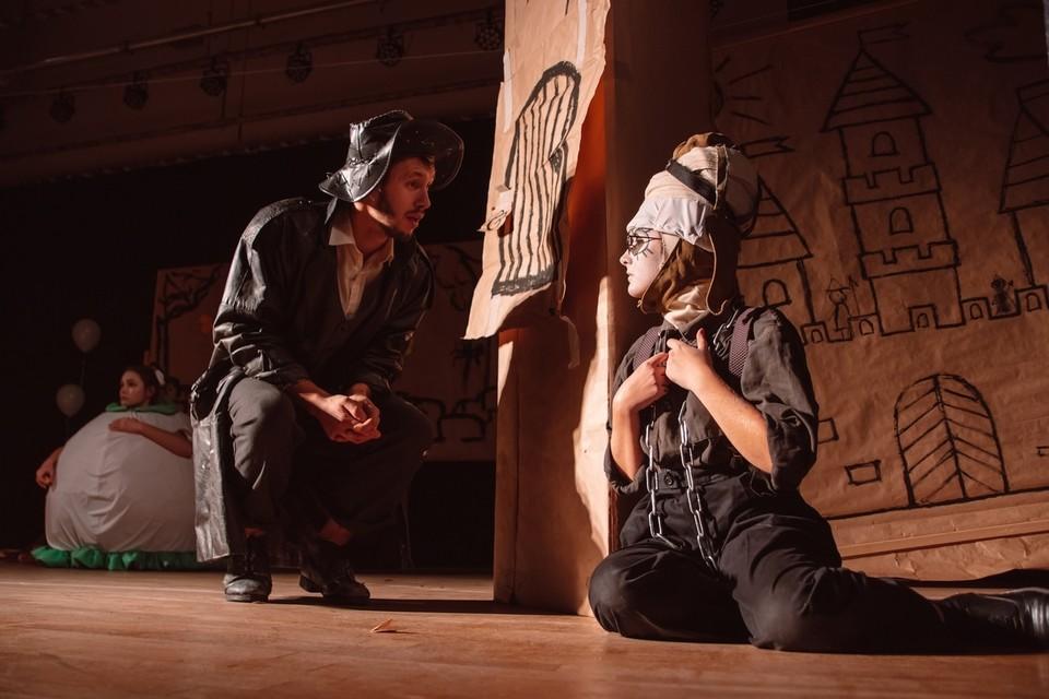 Нижний Новгород станет столицей театральной молодежи Фото: кандидат культурологии Дмитрий Сухотерин
