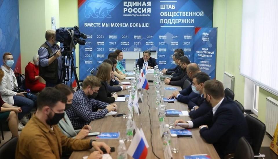 В Нижнем Новгороде предлагается перераспределить полномочия по размещению НТО