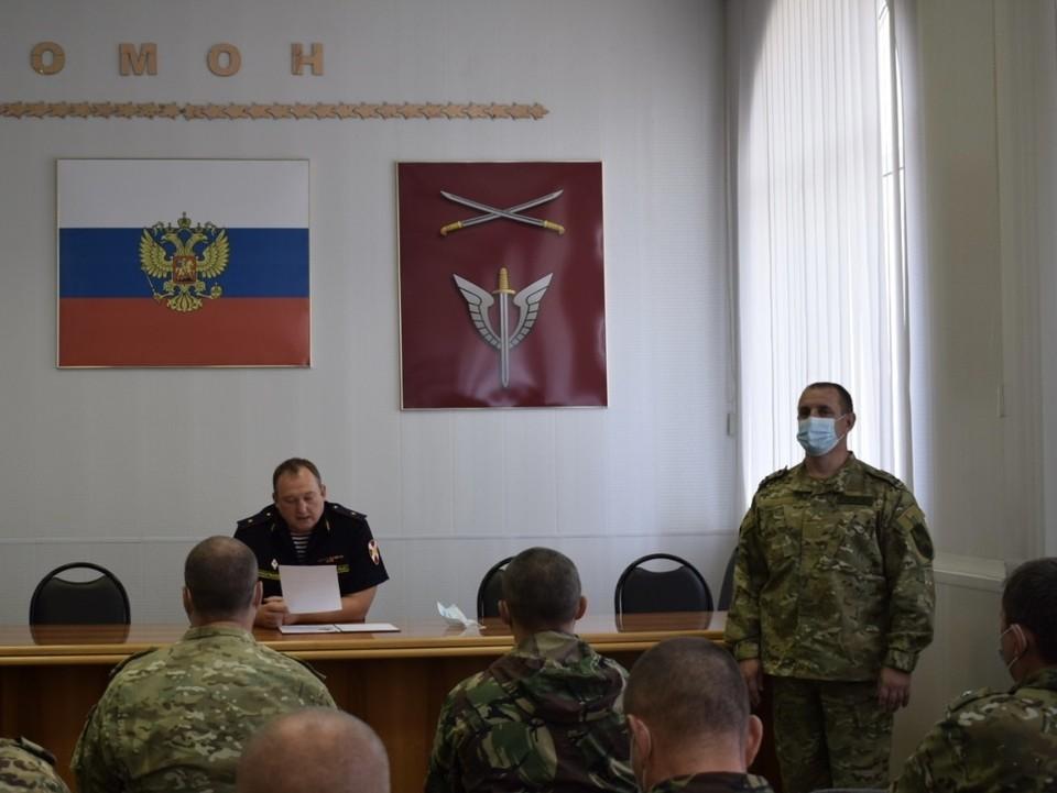 Фото: Управление Росгвардии по Волгоградской области