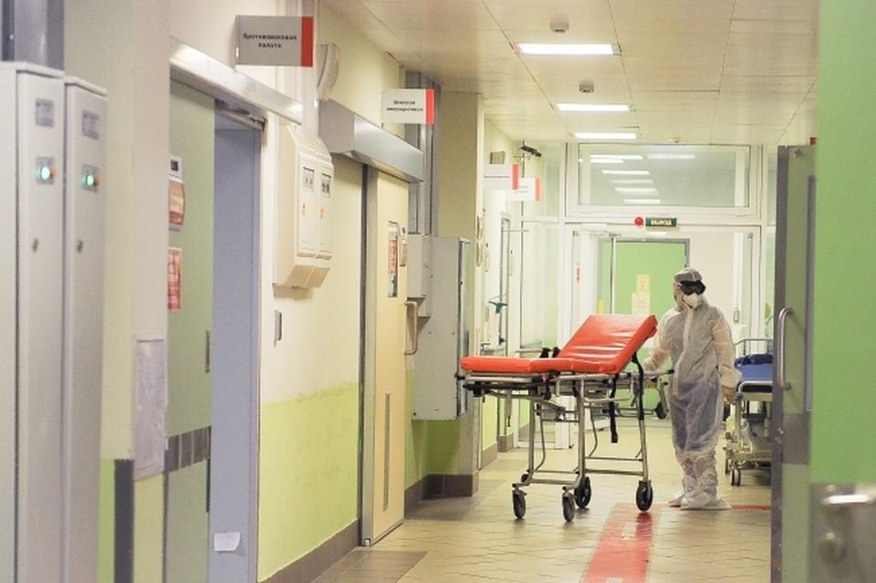 В Ростовской области коронавирусом заразились еще 470 человек