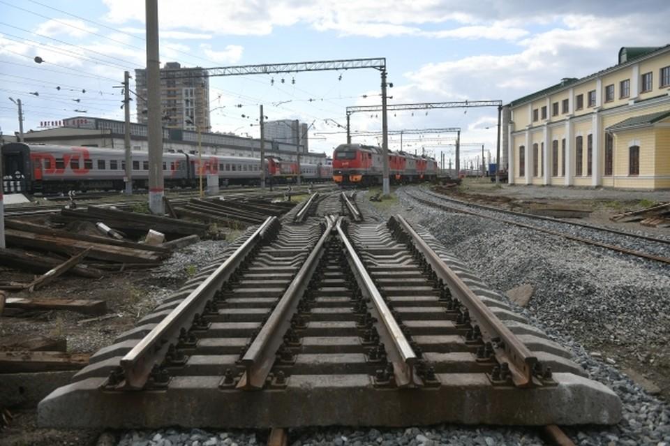 Трагедия случилась на железнодорожном вокзале станции Буздяк