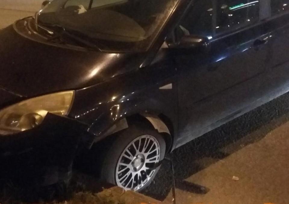 В Нижневартовске, по вине нетрезвого водителя, в ДТП пострадала девочка Фото: УГИБДД России по ХМАО-Югре