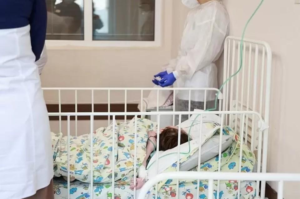 В Петербурге возбудили уголовное дело после обнаружения ребенка при смерти, госпитализированного из детдома. Фото: spbdeti.org