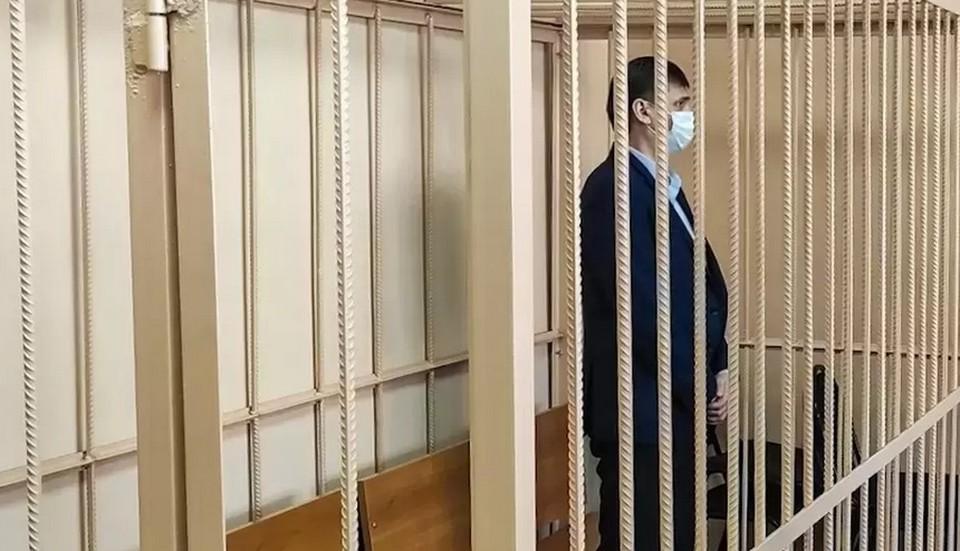 В СИЗО Олег Извеков пробудет до 17 октября