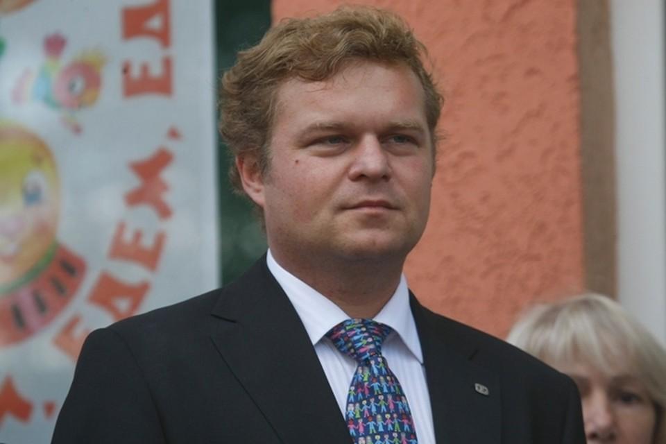 Михаил Баранников.