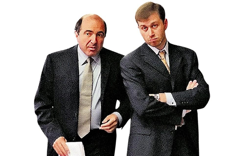 На суде Березовского сАбрамовичем миру открылись многие тайны российских капиталов...