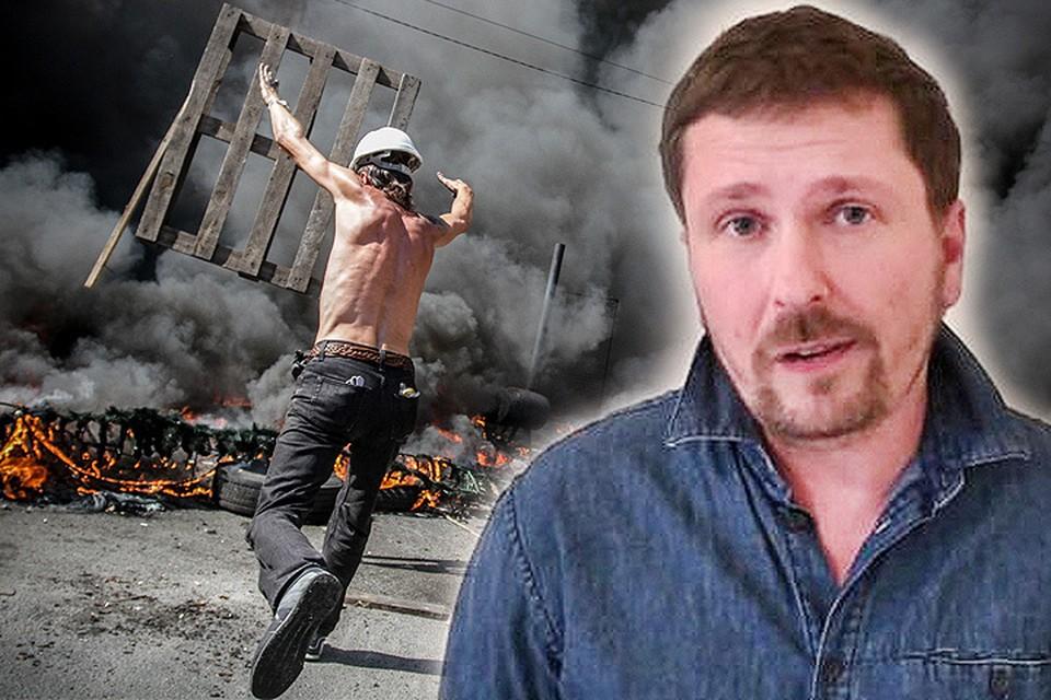 Анатолий Шарий: Мне жалко, что Крым уплыл от моей Украины. Но Киев сделал для этого все. Фото: ТЕРЕЩЕНКО Олег