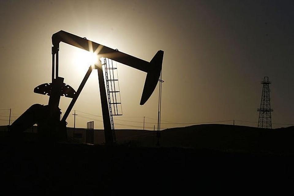 Производство нефти в США на прошлой неделе сократилось