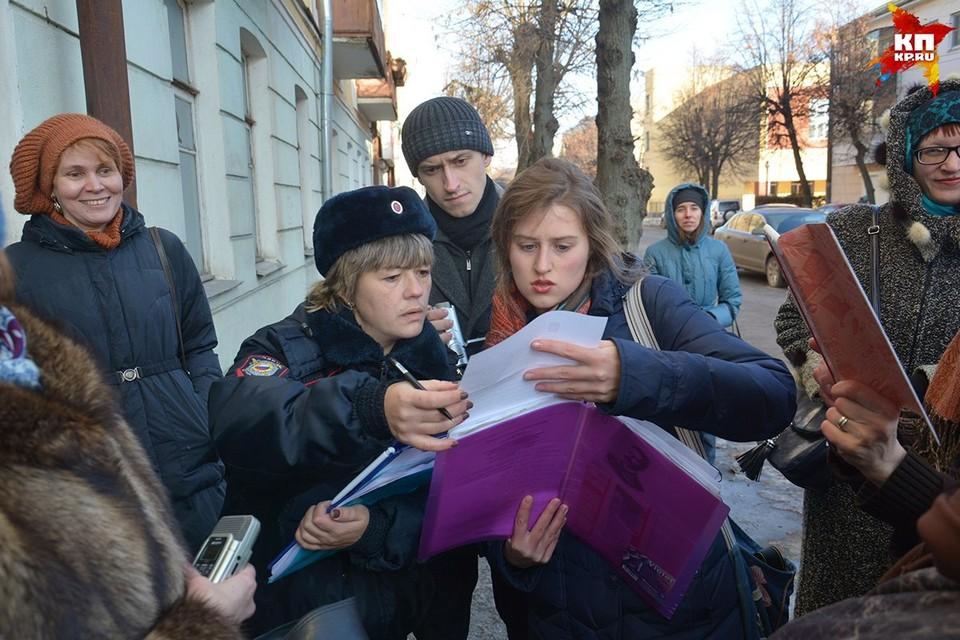 Выходит, Наталья Башкатова, одна из тех, кем гордятся наши правоохранительные органы.